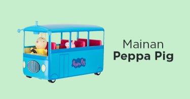Mainan Peppa Pig