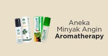 Aneka Minyak Angin Aromatherapy