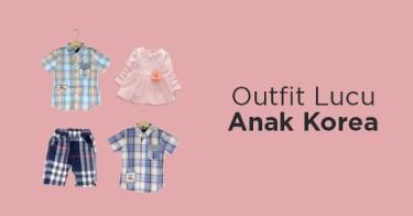 Outfit Lucu Anak Korea