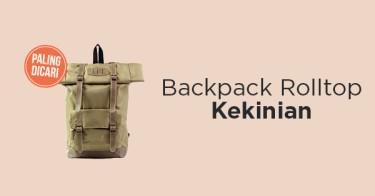 Backpack Rolltop Kekinian