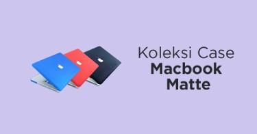Koleksi Case Macbook Matte