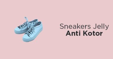 Sneakers Jelly Anti Kotor