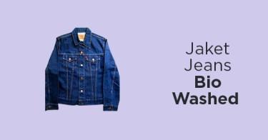 Jaket Jeans Bio Washed