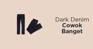 Dark Denim Cowok Banget
