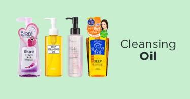 cleansing oil Depok