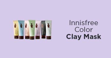 Innisfree color clay mask