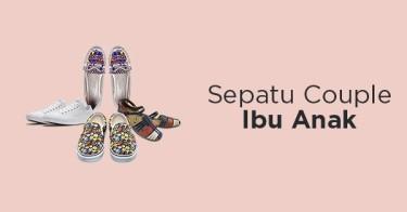 Sepatu Couple Ibu Anak Bogor