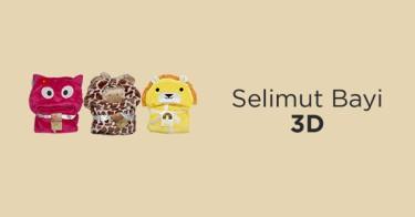 Selimut Bayi 3D