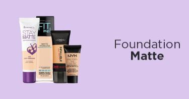 Matte Foundation