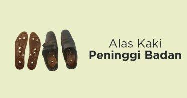 Alas Kaki Peninggi Badan Bandung