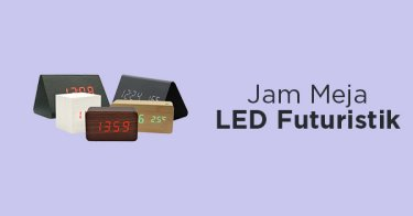 Jam Meja LED Bandung