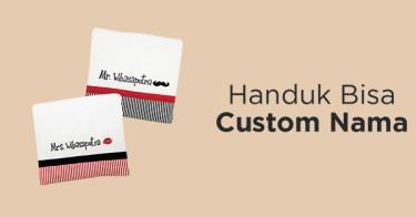 Handuk Custom