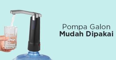 Rechargeable Water Pump DKI Jakarta