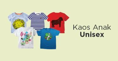 Kaos Anak Unisex Bandung