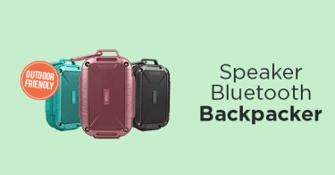 Speaker Bluetooth Backpacker