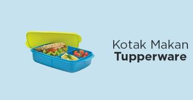Jual Tempat Makan Tupperware Terbaru - Berkualitas & Harga Murah | Tokopedia