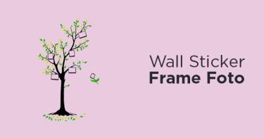Wall Sticker Frame Foto