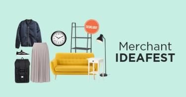 Temukan Merchant IDEAFEST