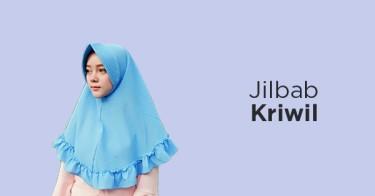 Jilbab Kriwil