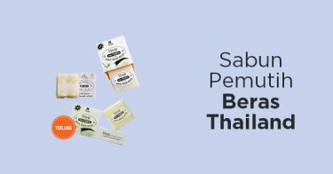 Sabun Beras Thailand Bogor