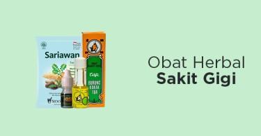 Obat Sakit Gigi Herbal