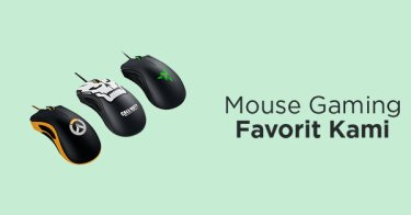 Mouse Gaming Favorit Kami