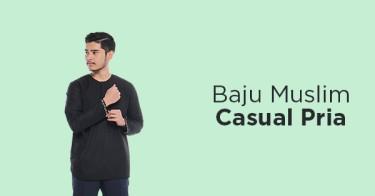 Baju Muslim Casual Pria
