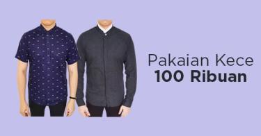 Pakaian Kece 100 Ribuan
