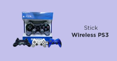 Stick Wireless PS3