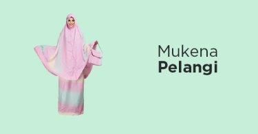 Mukena Pelangi Jakarta Timur