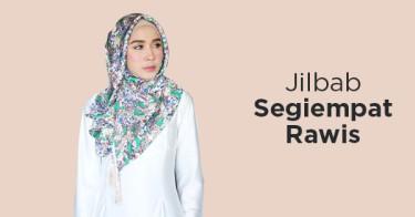 Jilbab Segiempat Rawis