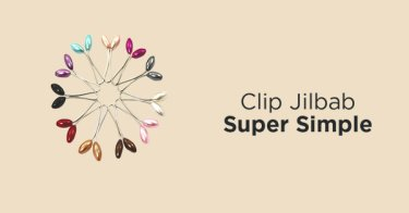 Clip Jilbab Super Simple