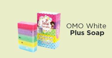 OMO White Plus Soap