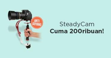 SteadyCam Cuma 200ribuan