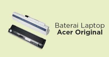 Baterai Laptop Acer Original Bandar Lampung