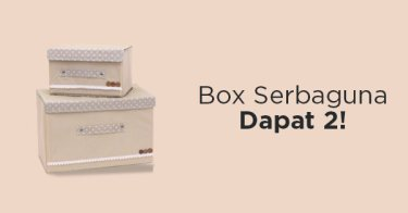 Multifunction Box 2-in-1