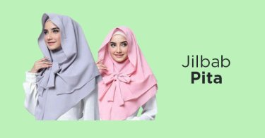 Jilbab Pita