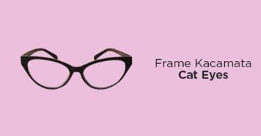 Frame Kacamata Cat Eyes