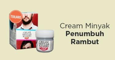 Jual Cream Minyak Kemiri Al-Khodry dengan Harga Terbaik dan Terlengkap