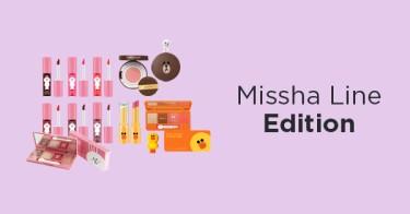 Jual Missha LINE Edition dengan Harga Terbaik dan Terlengkap