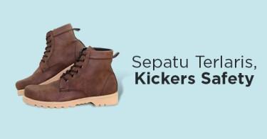 Sepatu Kickers Safety