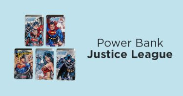 Power Bank Justice League