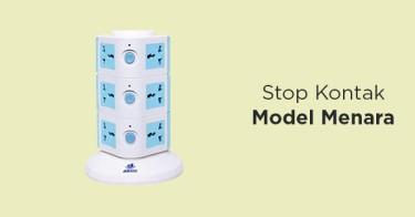 Stop Kontak Model Menara