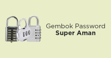 Gembok Password Bandung