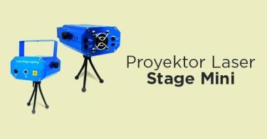 Jual Proyektor Laser Stage Mini dengan Harga Terbaik dan Terlengkap