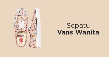 Sepatu Vans Wanita Banten