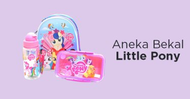 Bekal Little Pony