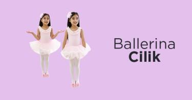 Outfit Ballerina Cilik