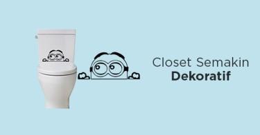 Sticker Closet WC