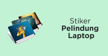 Stiker Pelindung Laptop